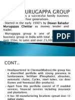 The Murugappa Group Ppt's (2)