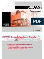 HIPAVE5 Overview