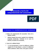 Demanda y Teor%C3%ADa Del or