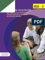 METODOLOGÍAS PARTICIPATIVAS EN LA EDUCACIÓN EN DDHH