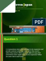 Presentation-Case Study Seven Eleven