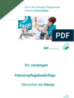 GIP Präsentation Altenpflege 2012