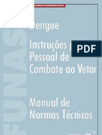 DENGUE - MANUAL DE NORMAS TÉCNICAS