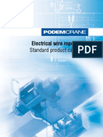 Pod Em Crane - Electrical Wire Rope Hoists (ENG)