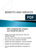 7 Benefits and Services Lecture