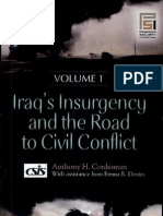 Iraq 039 s Insurgency and the Road to Civil Conflict 2 Volumes Set