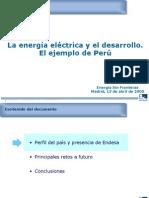 Contribucion Endesa Desarrollo Peru