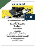 GSPLPAC April Rally 2012