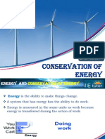 The E Tutor - Conservation of Energy