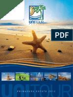 Catalogo UNITOUR 2012