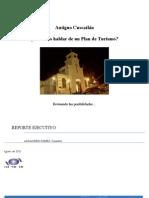 Antiguo Cuscatlán Plan de Turismo