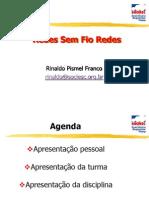 RSF Aula 1 Introdução