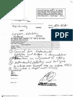 ORDER TO DISQUALIFY NICKOLAS RATUSH, ESQ AND HERBERT MAREK, ESQ
