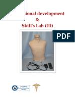 Professional Development & Skill's Lab (III)