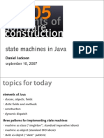 State Machines in Java