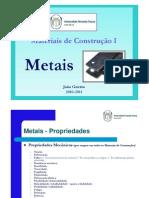 MCI - Metais_2010_PP