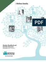 Molina Member Handbook