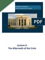 Bernanke Lecture Four