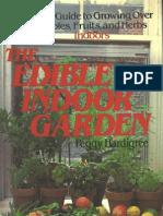 The Edible Indoor Garden