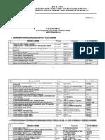 Anexa F_Calendarul Activitatilor Nationale Extrascolare_2009-2010