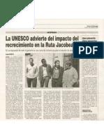 20020418 DAA UNESCO CaminoSantiago