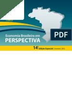 Economia Brasileira Em Perspectiva 14Ed.especialFev2012