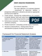 Financial Statement Analysis Third Lecture