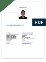 Hoja de Vida Leon Rocha