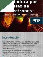 Soldadura por Haz de Electrones
