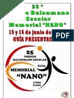 Documento Inicial NANO 2012-1