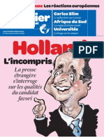 Courrier International n1116 Du 22 Au 28 Mars 2012