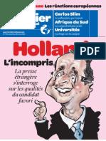 Courrier International n1116 Du 22 Au 28 Mars 2012