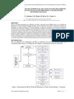Información Geoespacial de los sistemas de tratamiento