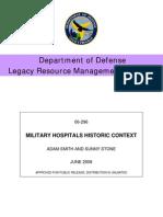 Military Hospitals History