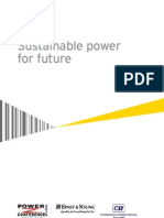 Sustainable Power for Future