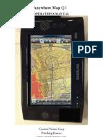 Anywhere Map Q1-SST Manual