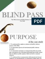 Powerpoint_BlindPass_NBA Lockout Case Study
