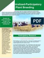 Plant Breeden
