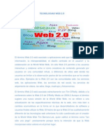 Tecnologias Web 2