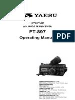 Yaesu ft897 manual