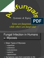 Anti Fungal Agents (1)