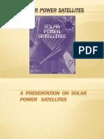 Solar Power Satellites-ppt