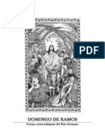 DOMINGO de RAMOS Misalito p. Ribera