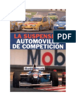 La Suspension - Automoviles de Competicion
