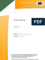 Eurobarometro Envejecimiento Activo_Resumen