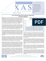 Texas Labor Market Review - March 2012