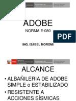 Norma de Adobe e080