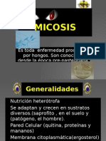 MICOSIS, CANDIDA ALBICANS