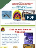 Diapositivas Deplanes de Negocio Profie Juvenil 2010