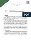 NREL - Securities Memo(1)